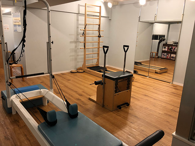 ピラティススタジオB&B 田町スタジオの画像