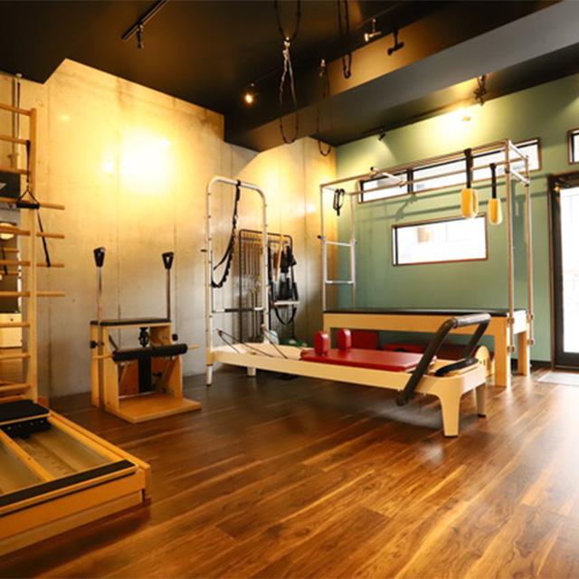 ピラティス・加圧スタジオB&B 武蔵小杉の画像